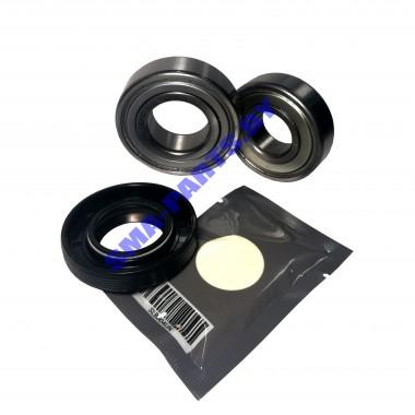 Ремкомплект подшипников 6203 skf, 6204 skf и сальник 25x47x8/11,5 для стиральной машины Atlant, Indesit, Ariston