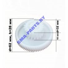 Шестеренка (шестерня) шнека для мясорубки Zelmer (Зелмер) 00793635 (малая) ORIGINAL