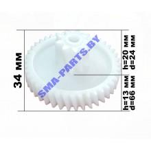 Шестеренка (шестерня) шнека для мясорубки Zelmer (Зелмер) 00793636 (средняя) ORIGINAL