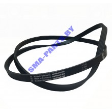 Ремень 1250 J5 (черный) привода барабана (приводной ремень)  для стиральных машин