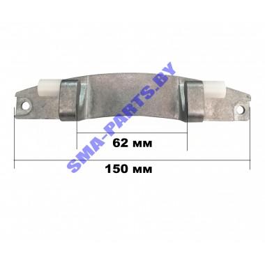 Петля (навеса, шарнир, кронштейн) загрузочного люка, дверцы для стиральной машины Bosch, Siemens 00615919 ORIGINAL