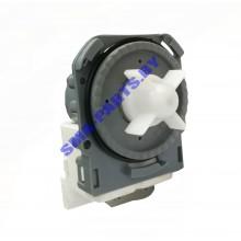 Cливной насос HANYUL (откачивающий насос, помпа) для стиральной машины Bosch (Бош), ELECTROLUX (Электролюкс) , INDESIT (Индезит) 4055255451 / 49028801