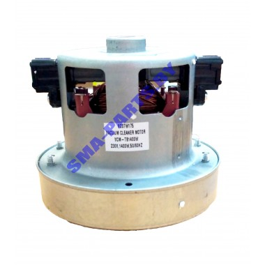 Двигатель (мотор) для сухого пылесоса Samsung (Самсунг), LG (ЭлДжи) VC07W175 (VCM-K60E) 1400W