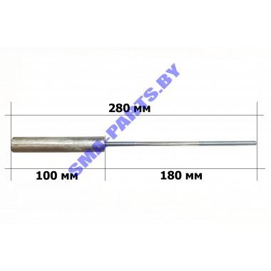 Магниевый анод для водонагревателя, бойлера Ariston, Thermex wth302un / м6*180