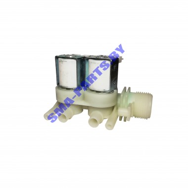 Электромагнитный клапан подачи воды для стиральной машины Atlant впускной двойной 908092000950 / 066518