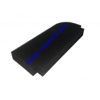 Фильтр выходной (фильтр губчатый) для пылесоса Samsung DJ72-00363A ORIGINAL