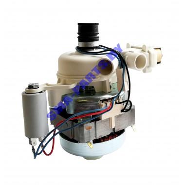 Мотор (двигатель, насос) циркуляционный для посудомоечной машины Indesit, Hotpoint, Ariston 054978 / C00054978