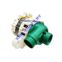 Мотор (двигатель, насос) циркуляционный для посудомоечной машины Electrolux (Электролюкс), Zanussi (Занусси), AEG (АЕГ) 140000397020