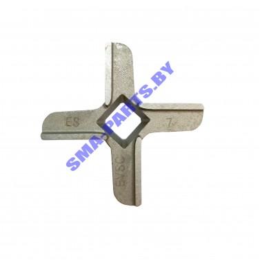 ORIGINAL Нож на шнек для мясорубки Bosch (Бош), Siemens (Сименс) №7 односторонний 00016229