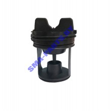 Фильтр насоса (помпа, моторчик откачки воды), сливная пробка, крышка для стиральной машины Gorenje (Горенье) 279538