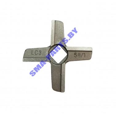 Нож на шнек для мясорубки Bosch , Siemens №5 односторонний 00629848 ORIGINAL