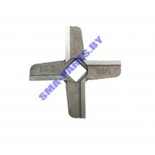 Нож на шнек для мясорубки Bosch (Бош), Siemens (Сименс) №8 односторонний 00629851 ORIGINAL