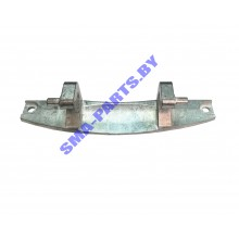 Петля (навеса, шарнир, кронштейн) загрузочного люка, дверцы для стиральной машина Bosch (Бош), Siemens (Сименс) 00624339