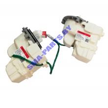 Комплект сливных насосов (откачивающий насос, помпа) в сборе с кабелем(проводом) для стиральной машины Samsung (Самсунг) Eco Bubble (Эко Бабл) DC96-01567C