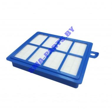 Фильтр очистки выходящего воздуха для сухого пылесоса Electrolux, Philips Hepa-фильтр (моющийся) HEL-03, EFH12W, FC8038