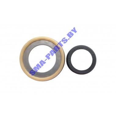 Ремкомплект (веринг, зеркало, вставка) опорного узла для стиральной машины Bosch (Бош), Siemens (Сиеменс), Gorenje (Горенье)