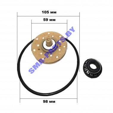 Ремкомплект насоса для посудомоечной машины Bosch, Siemens, Neff 00183638 / 183638