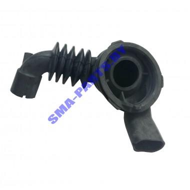Гофрированный патрубок от бака к камере насоса для стиральной машины Bosch, Siemens 00494561