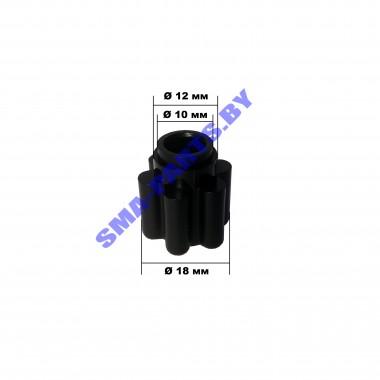 Муфта мотора для кухонного комбайна Bosch, Siemens 00635375 / 635375 ORIGINAL