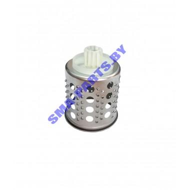 00798130 Насадка (терка) для мясорубки Bosch, Zelmer для сыра и дерунов №4 ORIGINAL