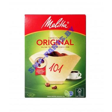 Фильтр-картон для кофеварки 101/40 Original.Комплект 40шт