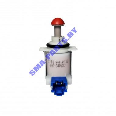 Электромагнитный клапан сливаводы для посудомоечной машины Bosch, Siemens 11033896 / 631199 / 00631199