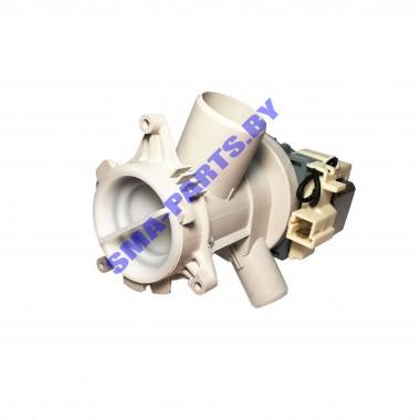 Сливной насос для стиральной машины Bekoв сборе с улиткой2845990100