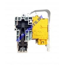 Блокировка люка (блокиратор, замок) для стиральной машины Indesit (Индезит), Ariston (Аристон), Whirpool (Вирпул) C00299278 / 299278 ORIGINAL