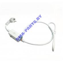 Шнур сетевой для бойлера (водонагревателя)  УЗО 30mA 1,1м 65150965