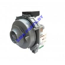 Мотор (двигатель, насос) циркуляционный для посудомоечной машины Indesit (Индезит), Ariston (Аристон) C00302796