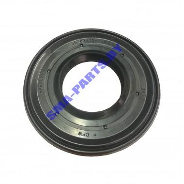 Сальник35x62/75x7/10.5вала бака для стиральной машиныIndesit, AristonC00082696