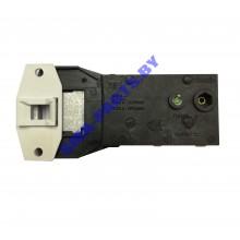 Замок дверцылюка(блокиратор, блокировка двери, устройство закрывающие, блокирующие люк (УБЛ)) к стиральной машине Electrolux (Электролюкс), Zanussi (Занусси), AEG (АЕГ) 3588301600