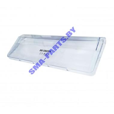 Панель (крышка, щиток) овощного ящика для холодильника Indesit, Ariston C00375758