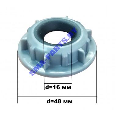 Установочное кольцо (гайка, сальник) для верхнего импеллера посудомоечной машины Candy, Indesit, Ariston 49017698 / C00315053