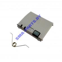 Крышка дозатора с уплотнителем и пружиной для посудомоечной машины Bosch (Бош), Siemens (Сименс) 00611576 ORIGINAL