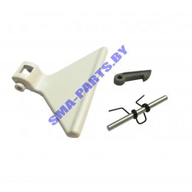 Комплект ручки дверцы люка для стиральной машины Atlant 775333100100