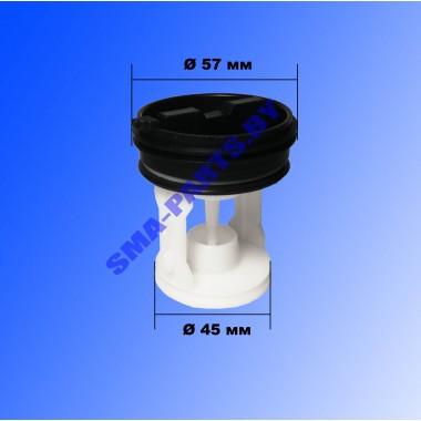 Фильтр насоса для стиральной машины Hotpoint-Ariston, Indesit C00045023 / C00045027