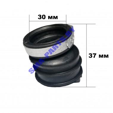Патрубок впускной нагревательного элемента для посудомоечной машины Indesit, Ariston C00256976