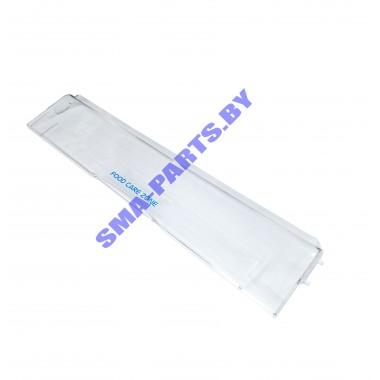 Крышка (панель, щиток) зоны свежести откидная для холодильника Indesit, Ariston C00283662 / 283662 ORIGINAL