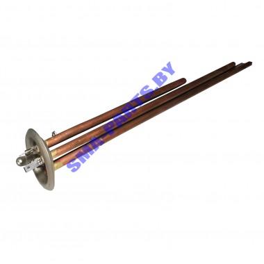 Нагревательный элемент (ТЭН) 2500W (1500W+1000W) для бойлера Thermex медный WTH022TX