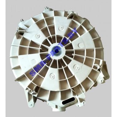 Задний полубак (задняя стенка, часть, крышка) к стиральным машинам Atlant (Атлант) 730112604500