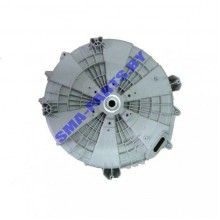 Задний полубак ( задняя стенка ) для стиральной машины LG ( Элджи ), Direct, Drive, Inverter ( Директ, Драйв, Инвертер ), AJQ69410401, 3044ER0007