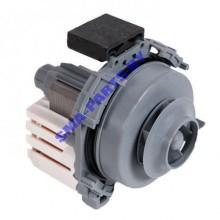 Мотор ( двигатель, насос ) циркуляционный для посудомоечной машины Индезит ( Indesit ), Хотпоинт, Аристон ( Indesit, Hotpoint, Ariston ) M233 / 302796 / C00303737/ 482000023514