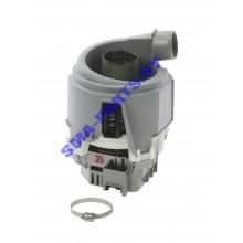 Мотор ( двигатель, насос ) циркуляционный для посудомоечной машины Bosch ( Бош ),  Siemens ( Сименс ), Neff ( Нефф ) 651956 / 00651956