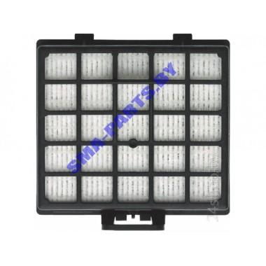 Hepa Фильтр очистки выходящего воздуха для сухого пылесоса BOSCH, SIEMENS HBS-06