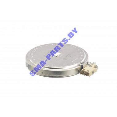 Конфорка для стеклокерамической варочной поверхности Bosch, Electrolux, Siemens 647881