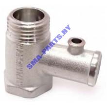 Предохранительный ( защитный, обратный, сбросной ) клапан к водонагревателю, бойлеру Аристон ( Ariston ) 180404