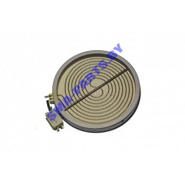 Конфорка для стеклокерамических варочных поверхностей Whirlpool 481231018892