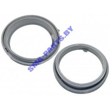 Манжета люка (уплотнитель дверцы люка) для стиральной машины Samsung, Diamond DC64-01664A ORIGINAL