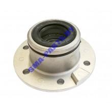 Суппорт (опора, фланец) с подшипником для стиральной машины Electrolux (Электролюкс), Zanussi(Занусси), AEG (АЕГ) 1292452016 / COD.047